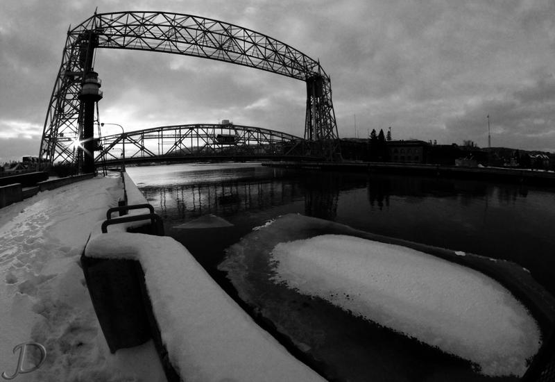 Lift Bridge Redux by hull612