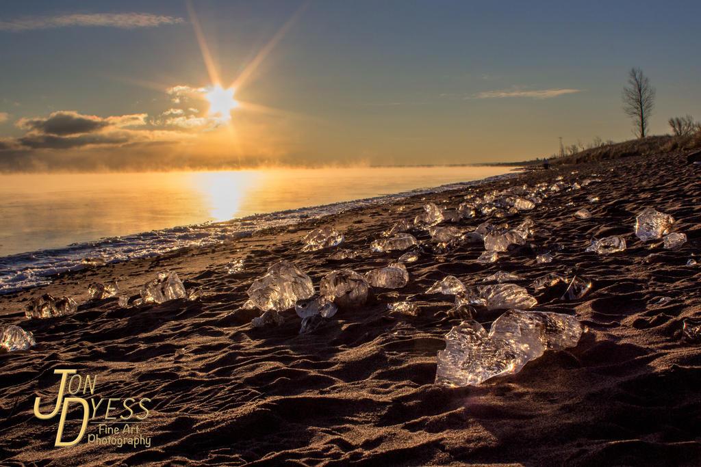 Beach Diamonds by hull612