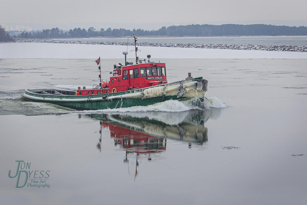 The Tug: South Carolina by hull612