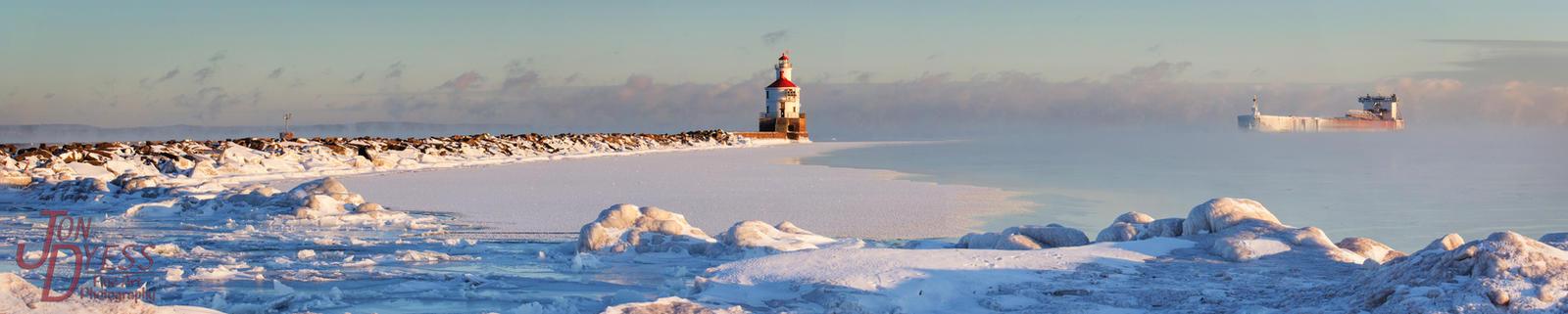 Frozen Beacon by hull612