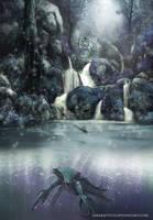 In the Hidden Night by SaraBaptista