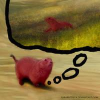 Little Dreamer by SaraBaptista