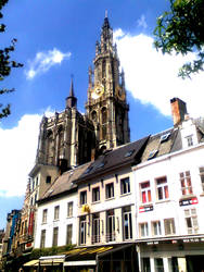 Cathedral of Our Lady - Antwerp