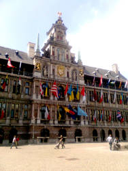 Antwerp Stadthuis