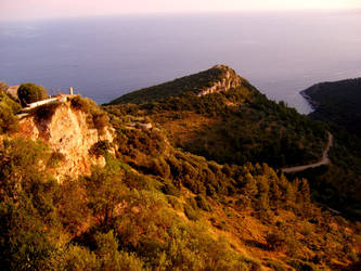 Rolling Greek Hills