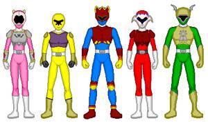 Bouken Sentai Armoranger