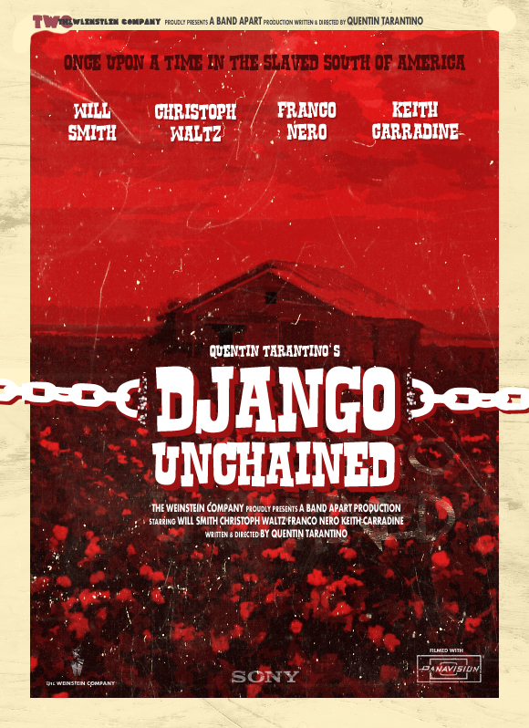 Django Unchained by fluidzen