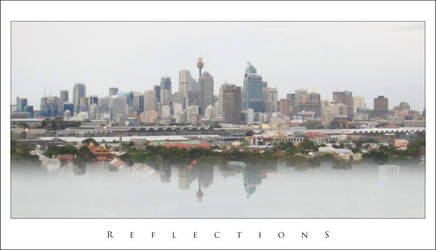Reflections by subpiXel