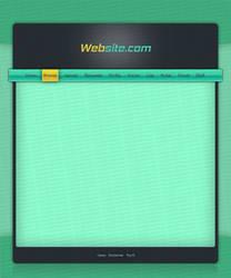 Torrent site layout by MySHFDesigns