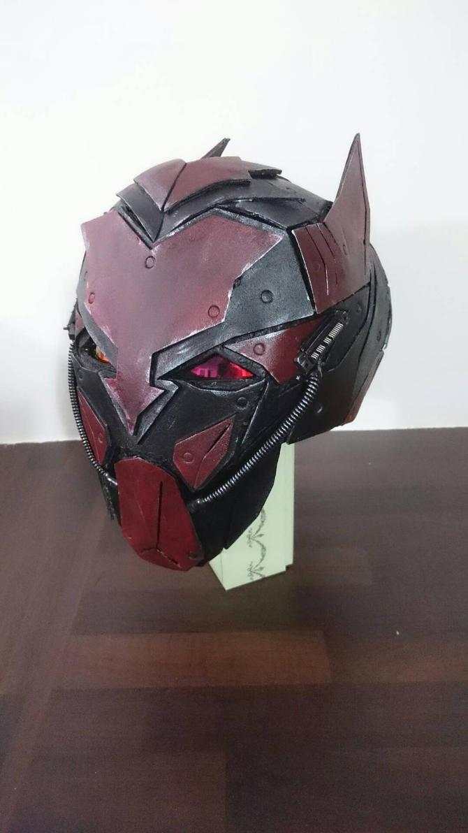 cyber devil helmet 2 by nemo13400