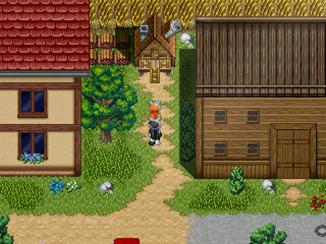 Minka and Tapsy RPG Screen #1