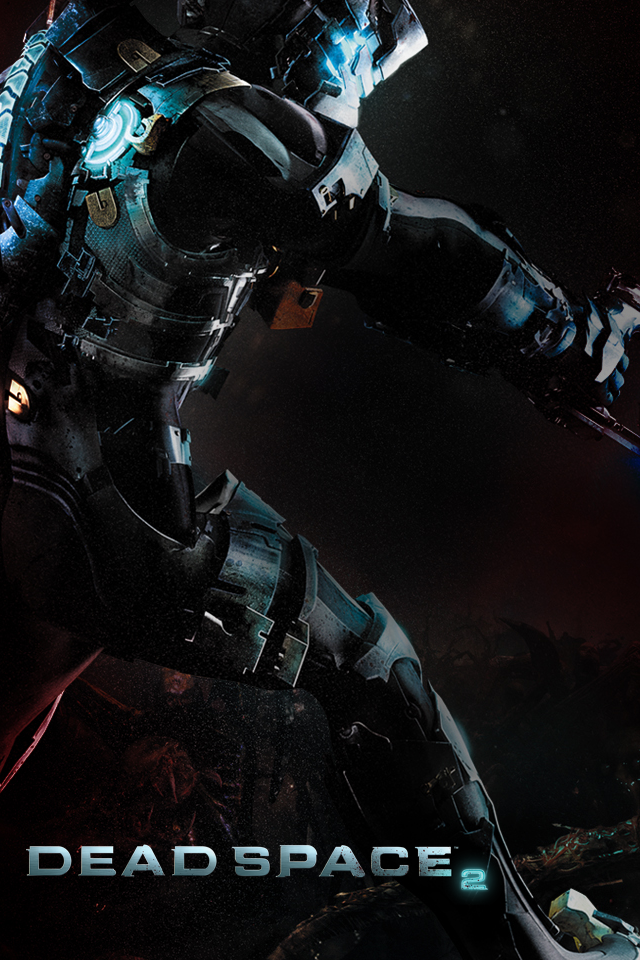 Dead Space 2 iPhone Wallpaper by Dseo