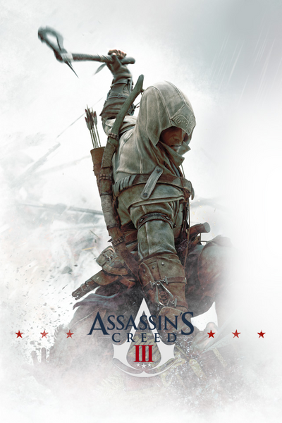Assassins Creed 3 IPhone 4 HD Wallpaper By