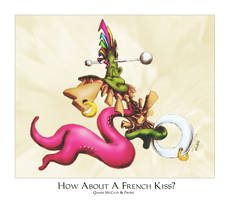 How about a french kiss? by pshem