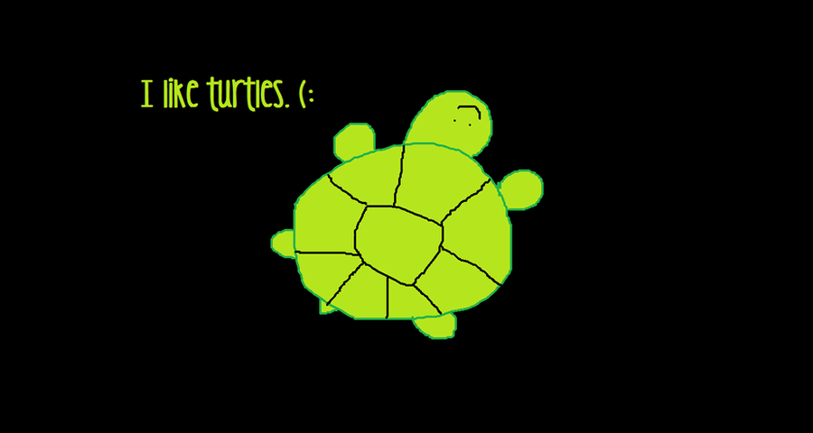 i Like Turtles i Like Turtles Wallpaper by