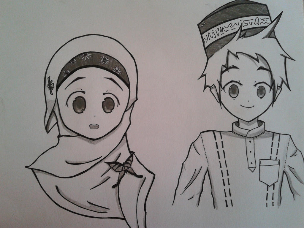 Muslim Manga By Autotought