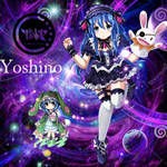 Date a Live Yoshino Anime Cute