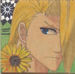 Kira Izuru and symbols of his Division by LonelyShadowRen