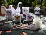 My origamii family :D