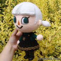 Custom Villager (Animal Crossing)  by camilaccd