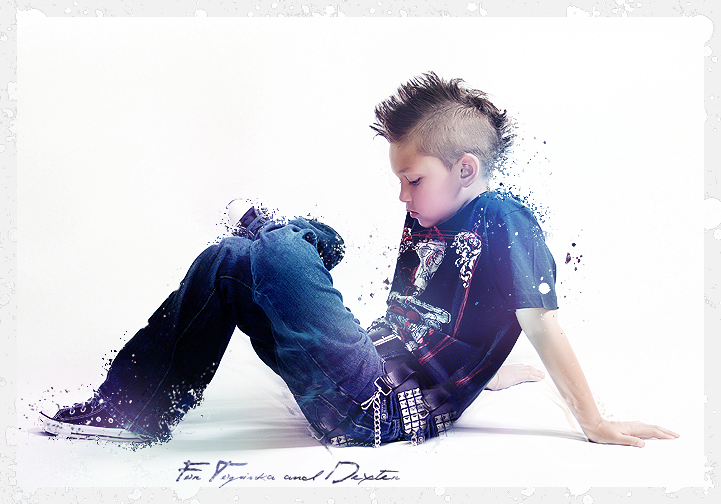 Young Rocker by kybel