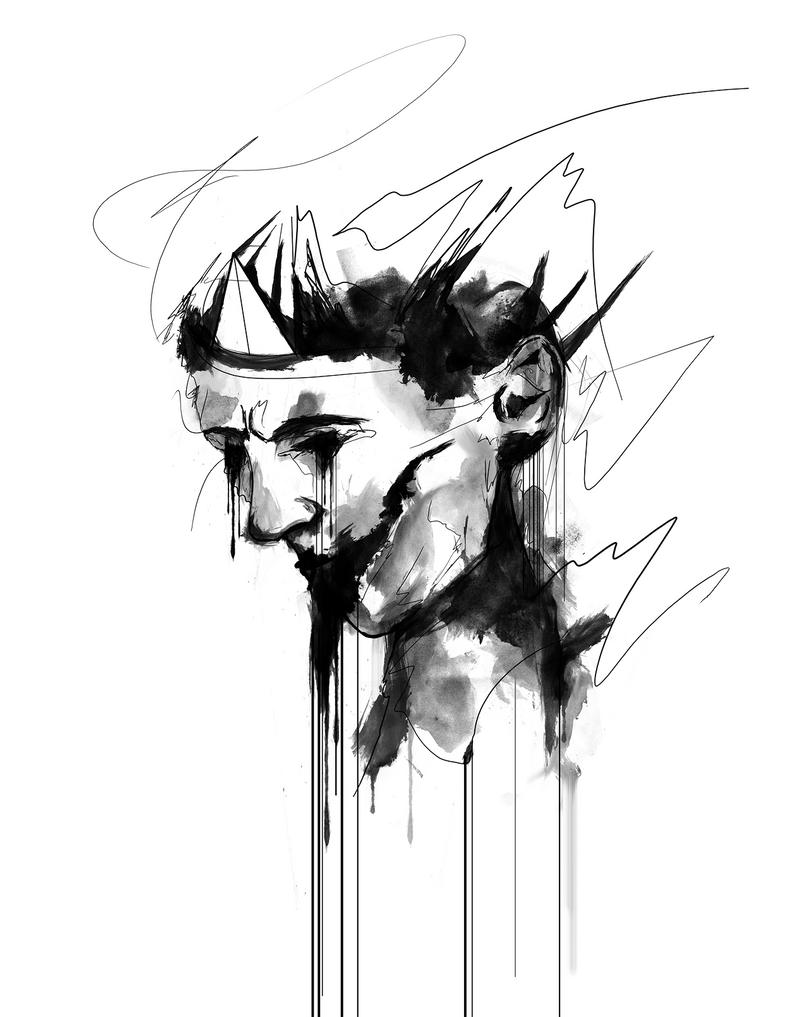 Sadness by kybel