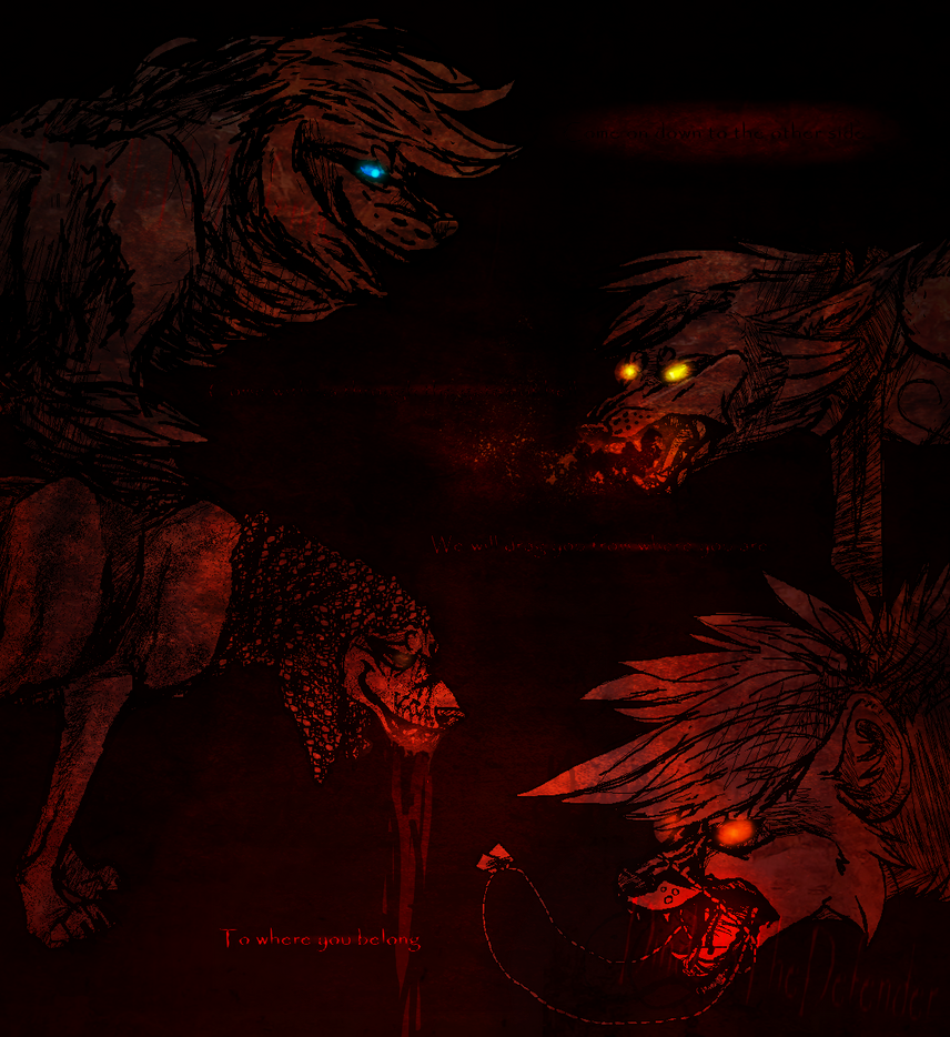 There's Nothing to Fear, Your Saviors Are Here by DindellaTheDefender