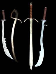 dangerous tools