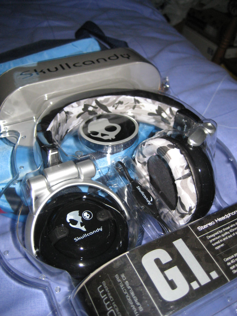 Skullcandy GI Boxing by SlidingWingz