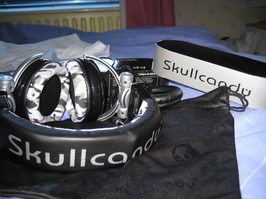 Skullcandy GI by SlidingWingz