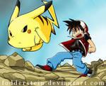 Pokemon Special : Pikachu I choose you!