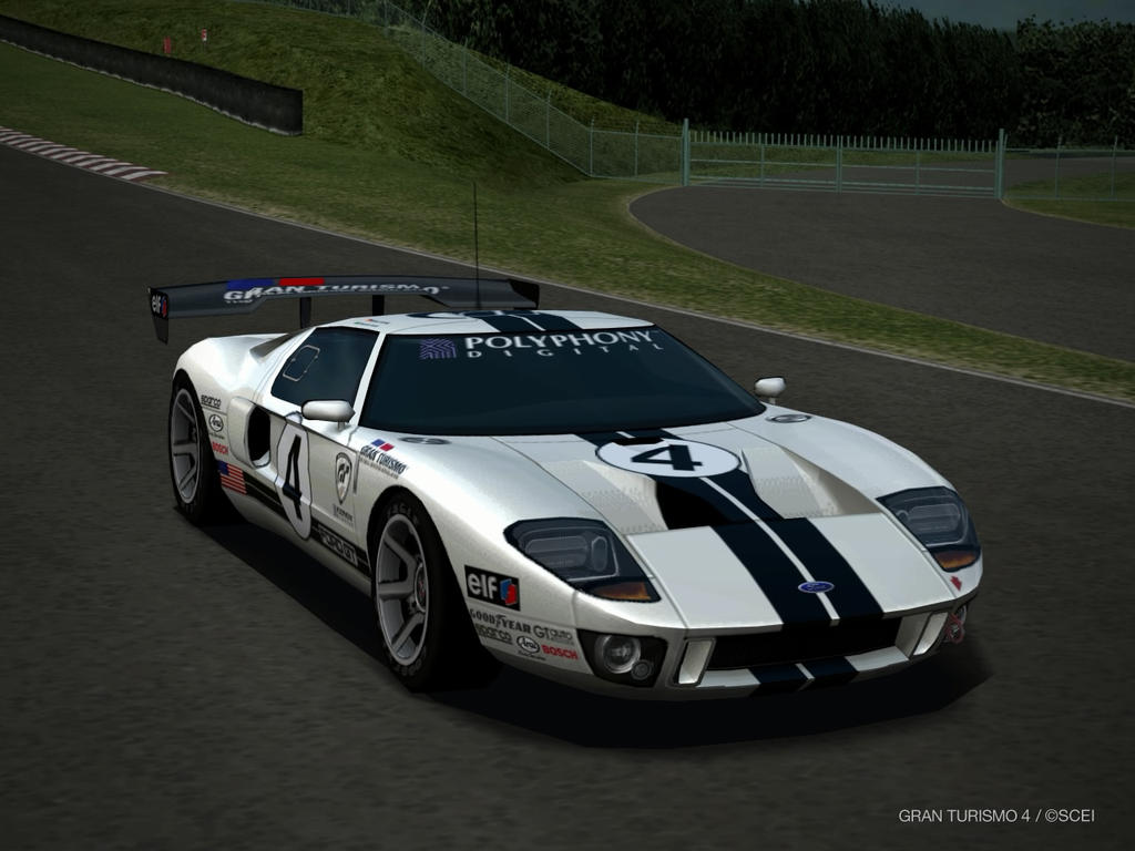 ford gt lm race car spec ii 2004 by patemvik on deviantart. Black Bedroom Furniture Sets. Home Design Ideas