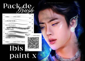 Brush Pack Ibis Paint X