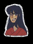 Inuvember | Day 1 | Inuyasha by princess-pandi