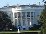 White House (front view.)