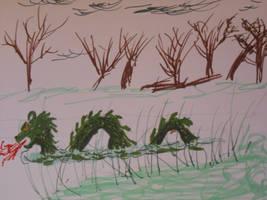 Dragon Swamp by Spyroconvexity