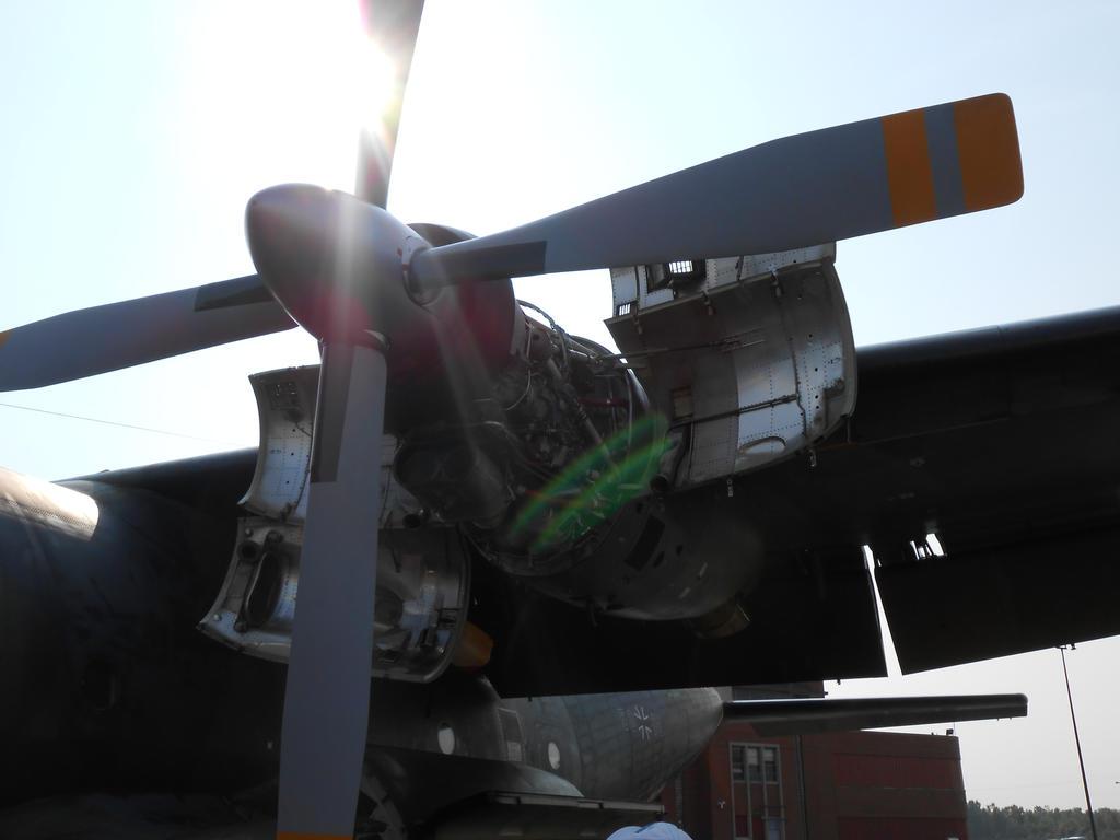 Plane Engine by Spyroconvexity