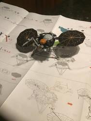 Insight Lander (top view)
