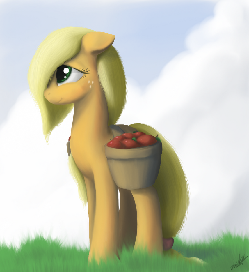 Apples by zlack3r