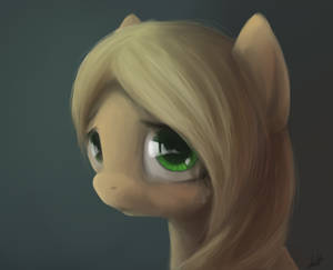 applejack portrait