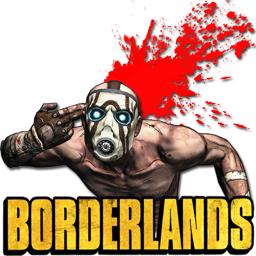 Borderlands Game of the Year Edition [PC Full] Esp Borderlands_Dock_Icon_With_Blo_by_XterryXbogardX