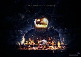 The Pumpkin's Halloween ! by DARSHSASALOVE