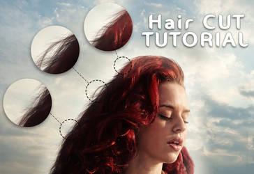 Hair Cut Tutorial by DARSHSASALOVE