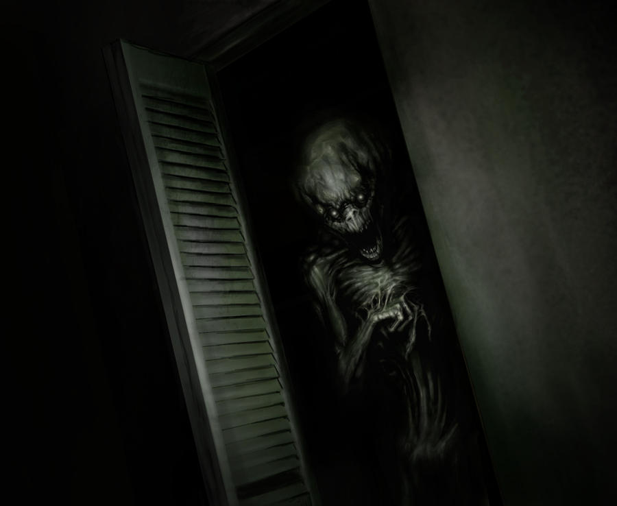 The Greeper by sodeni