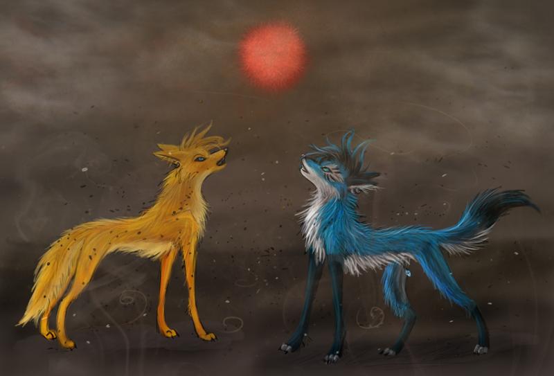 The Firestorm by KichisCrafts