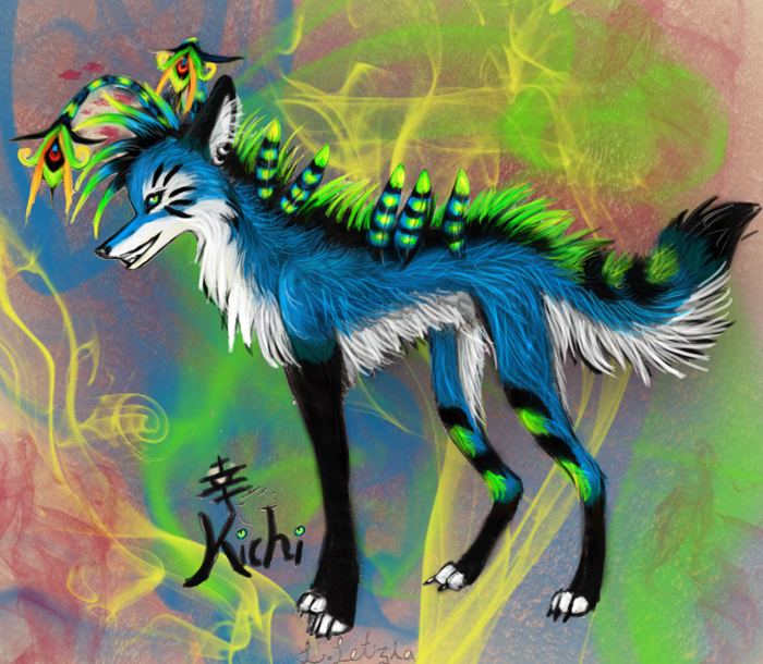 Sveltely Divine ID by Kinky-Slingy