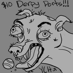 Derpy Ports Ych !!! by KichisCrafts