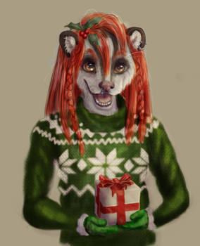 Christmas Goldie