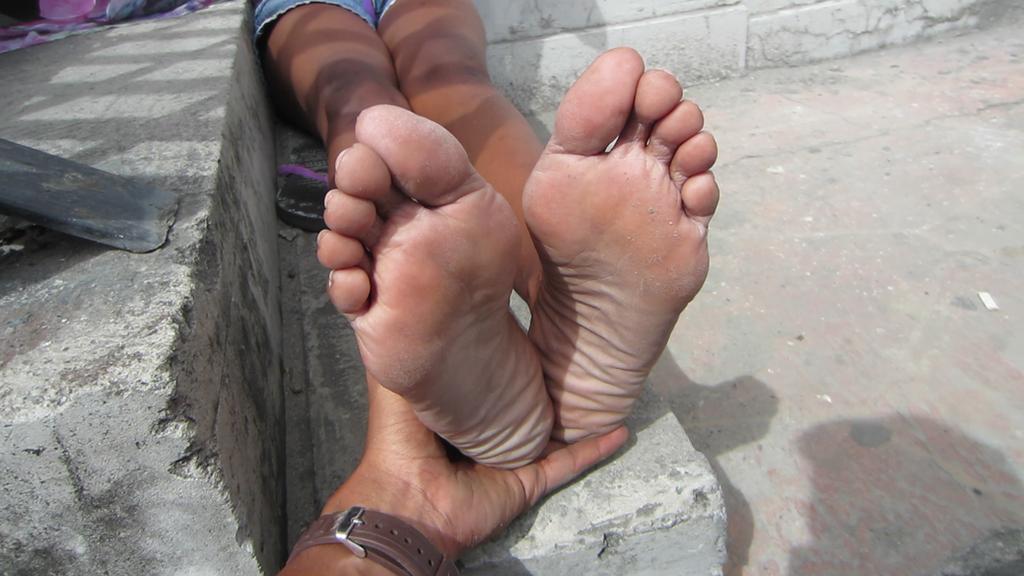 asian pretty feet