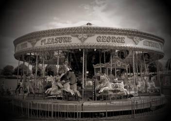 you're a carousel...... by RickHaigh
